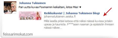 Johanna Tukiainen