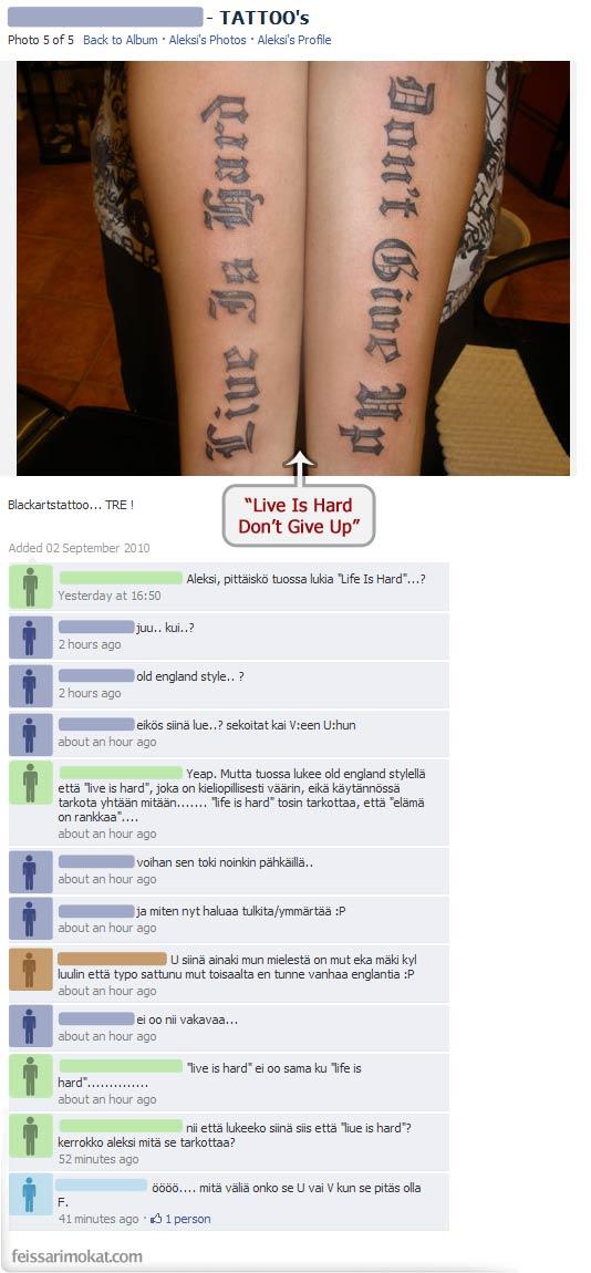 tatuointivailure