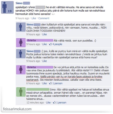 Facebook Kommentin Piilottaminen
