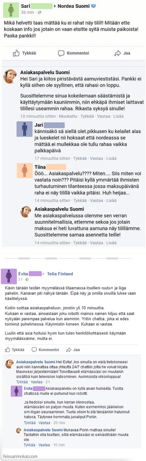Asiakaspalvelu Suomi, osa 2