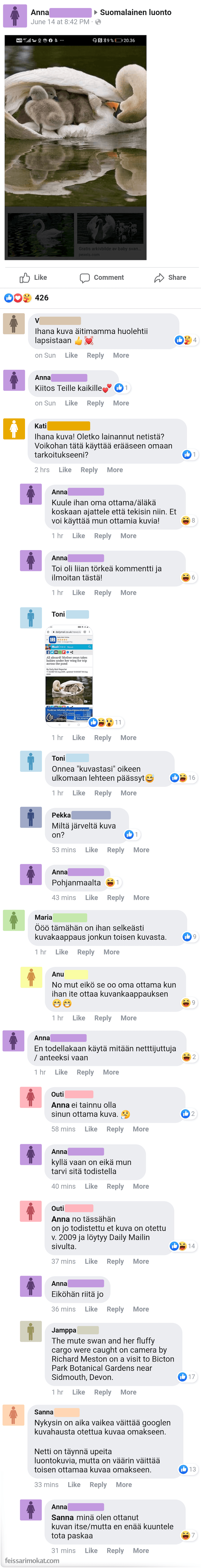 Suomen paras luontokuvaaja