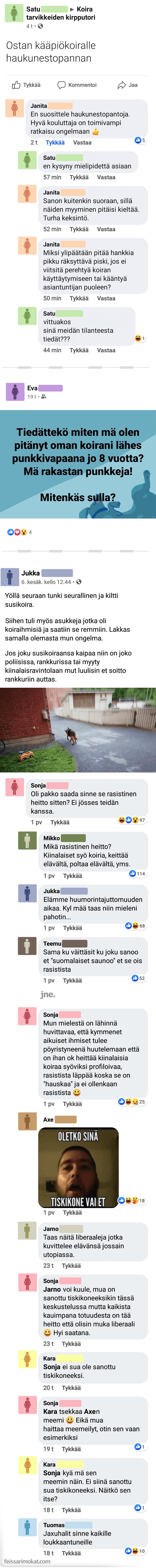 Koiranomistajat, osa 19